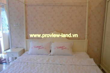 House for rent on Nguyen Van Huong Street, cheap price