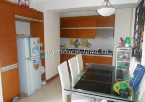 Apartment for rent in Cantavil An Phu District 2 fully furnished, airy