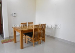 Servics apartment for rent in district 2 cheap price