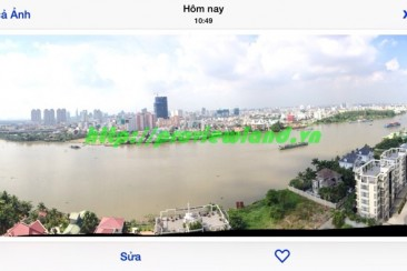 Hoang Anh River view for rent 3 bedroom apartment in District 2