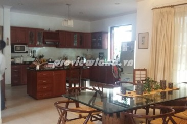 Villas for rent, villas for rent in Lan Anh very beautiful