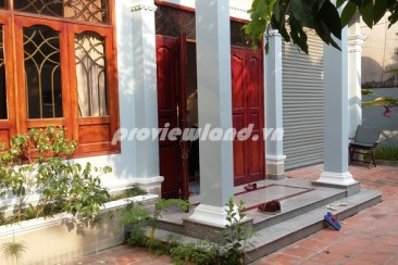 Villa rental, villa for rent in Quoc Huong Street, District 2 good price