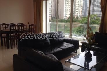Apartment in The Estella for rent 124sqm 3 bedrooms