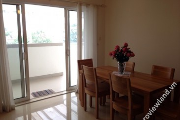 Apartment in River Garden for rent 160sqm 4 bedrooms
