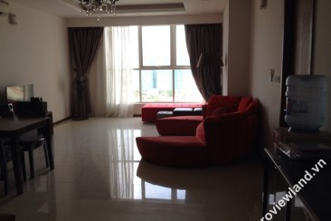 Apartment in Thao Dien Pearl for rent with 132sqm pool view