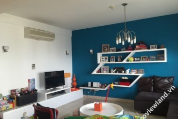 Duplex apartment in River Garden for rent 250sqm 4 bedrooms