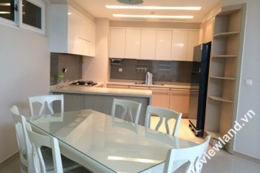 Apartment in Imperia An Phu for rent 3 bedrooms nice design