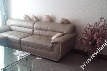Apartment in Hoang Anh Riverview for rent low floor 4 bedrooms river view