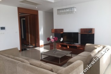 Apartment in Xi Riverview for rent 201sqm 3 bedrooms river view