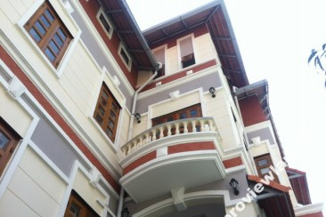 Villa in District 2 for rent Quoc Huong Compound 200 sqm 4 bedrooms