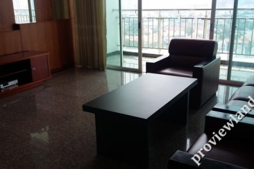 Apartment in Hoang Anh Riverview for rent 175sqm 4 bedrooms