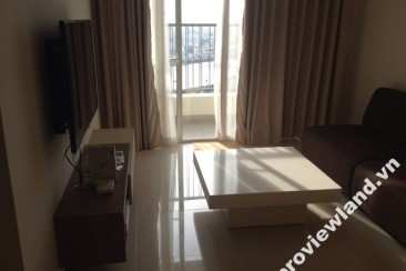 The apartments for rent in Thao Dien Pearl with 115sqm 2 bedrooms
