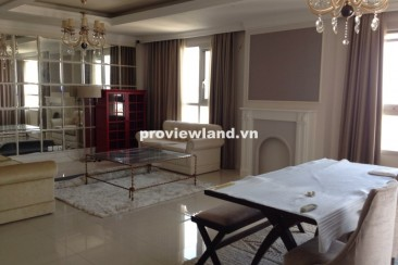 Apartments for rent in XI Riverview, 201m2, 3 bedrooms on a high floor