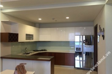Apartments for rent in Thao Dien Pearl with 112 spm area river view