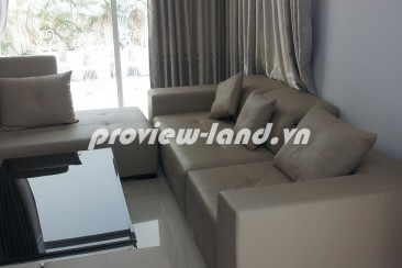 Hoang Anh Riverview Penthouse apartment for rent with 240m2