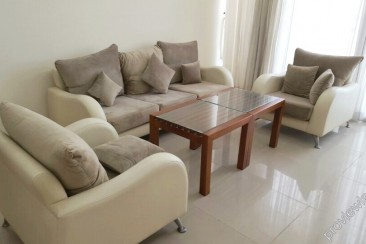 Apartment for rent in Imperia 95sqm 2 bedrooms luxury oak furniture