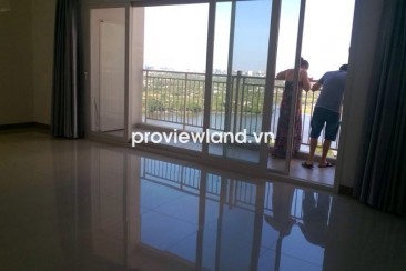 XI Riverview apartment for rent in District 2 3 bedrooms on high floor unfurnished 145 sqm