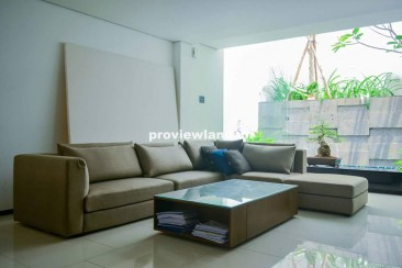 House in District 2 for rent An Phu area with 2 floors and  6x20m of area