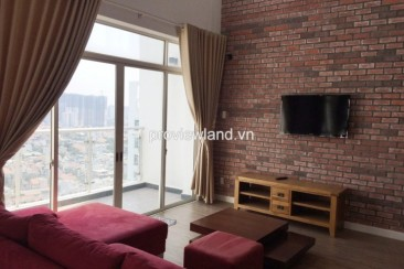 Luxury penthouse in Hoang Anh Riverview 4 bedrooms full furnished 240sqm