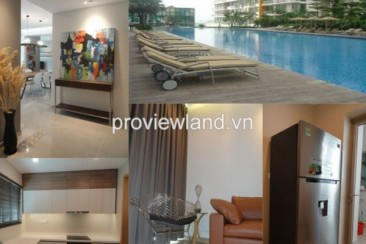 The Vista An Phu apartment for rent 142 sqm 3 bedrooms block T4  with nice river view