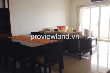 River Garden apartment for rent  142 sqm 3 bedrooms full furnished high floor river view
