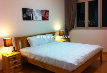 The Vista apartment for rent  101 sqm 2 bedrooms fully furnished river view