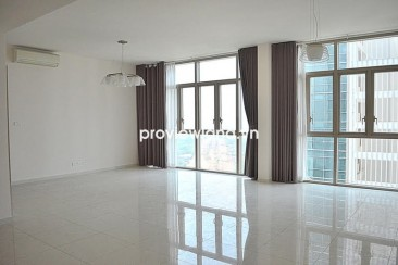 The Vista apartment for rent T3 tower 171sqm 4BRs unfurnished high floor