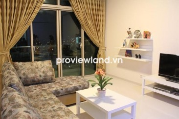 Apartment for rent in The Vista T3 Tower 110sqm 2BRs pool luxury view full furnished