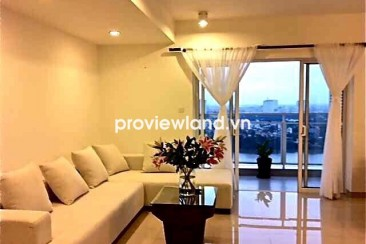 River Garden apartment for rent high floor 2BRS long balcony looking over to Saigon River