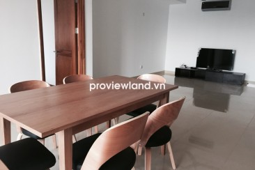 River Garden apartment for rent, high floor, 156sqm, 3BRs, elegant design with river view