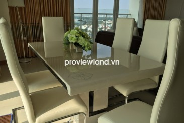 Diamond Island apartment for rent high floor 156sqm 3BRS full furnished and amenities