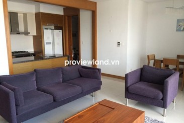 XI Palace apartment for rent high floor 139sqm 3BRS well furnished balcony with riverview