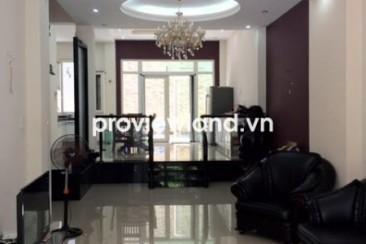 Villa for rent in Fideco Thao Dien 140sqm 6BRs has garden spacious internal road