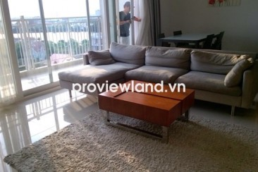 145sqm XI Riverview apartment for rent with 3 bedrooms full furnished, looking to Saigon River