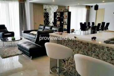 Diamond Island apartment for rent 250sqm 3BRs balcony with river view fully furnished