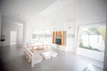 Villas for rent in Tran Nao 350 sqm and 3 bedrooms 2 floor fully furnished have pool and garden