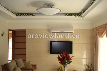 Cantavil An Phu apartment for rent 2 bedrooms 97 sqm fully furnished large living room