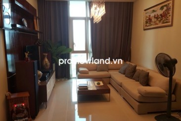 The Vista apartment for rent in District 2 low floor 104sqm 2 bedrooms fully furnished full amenities