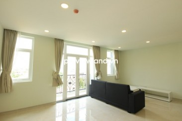 Serviced apartment for rent on Nguyen Van Huong 80sqm 2 bedrooms full convenient