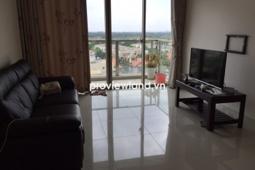 The Vista apartment for rent, 104 sqm, 2 bedrooms, fully furnished, balcony view landscape
