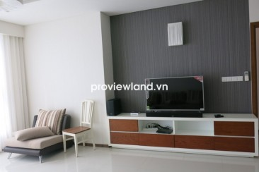 Thao Dien Pearl apartment for rent high floor 137 sqm 3 bedrooms convenient and luxury