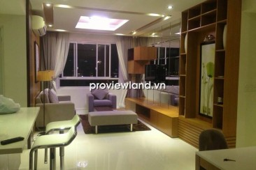 Tropic Garden apartment for rent high floor 112 sqm 3 bedrooms fully equipped with luxury furniture