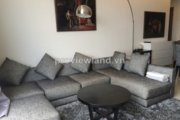 Thao Dien Pearl for rent in District 2 with 3 bedrooms 132 sqm luxury furniture on high floor river view