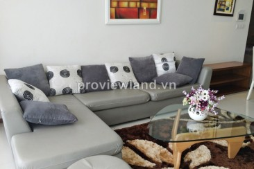 Thao Dien Pearl for rent on high floor 3 bedrooms 136 sqm river view
