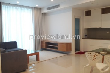 Sala apartment for rent in District 2 with 2 bedrooms 93 sqm fully furnished