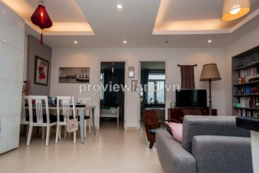 Serviced apartment for rent in District 2 on Nguyen Ba Huan Str 2 bedrooms 70 sqm