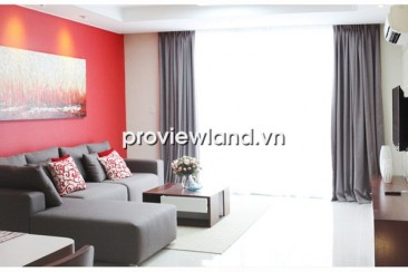 Cantavil Premier apartment for rent 125 sqm 3 bedrooms direct Saigon river