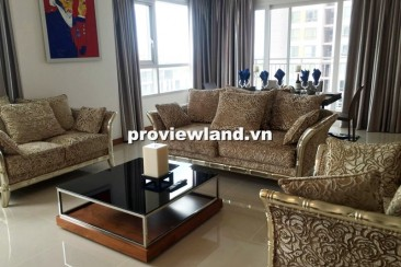 XI Riverview for rent 201 sqm 3 bedrooms beautiful balcony premium furniture