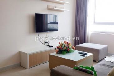 Tropic Garden Apartment for rent in 2 bedrooms 88 sqm on high floor river view