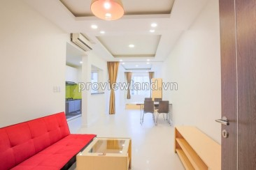 Lexington for rent District 2 on high floor 1 bedroom 48 sqm luxury interior with elegant design